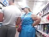 Big BBW White lady